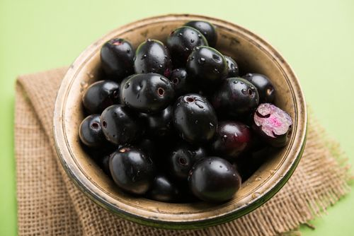 Jamun: Benefits, Facts, and Healthy Recipes