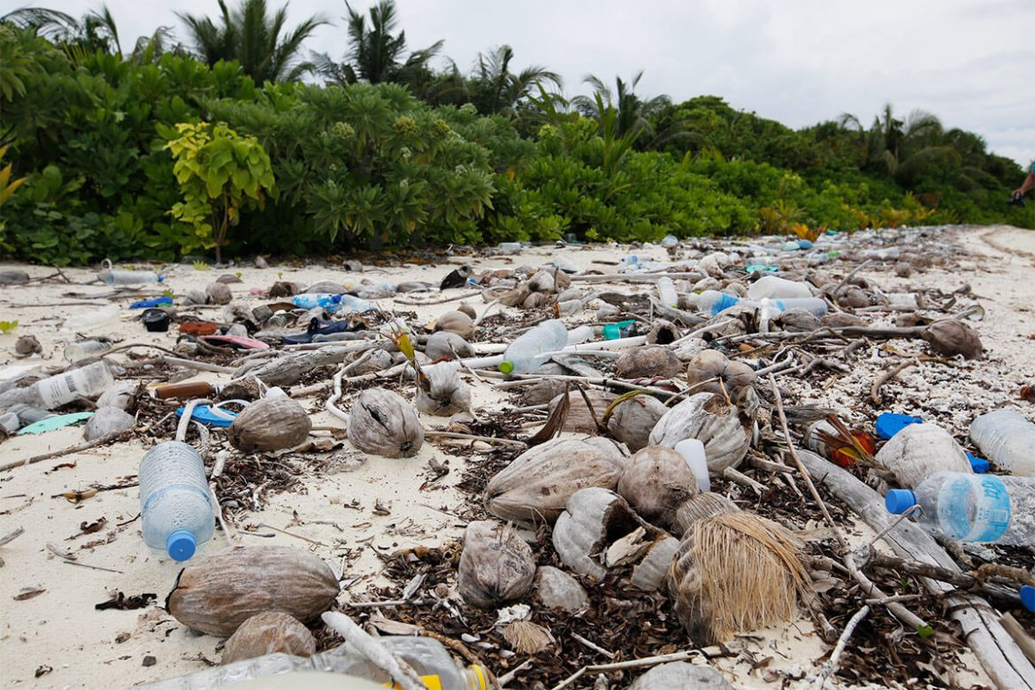 Run For The Oceans: It's Us vs. Plastic Waste