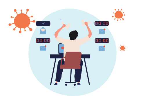 How to Manage Work-from-home Burnout?